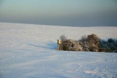 Zima na Myjavsku