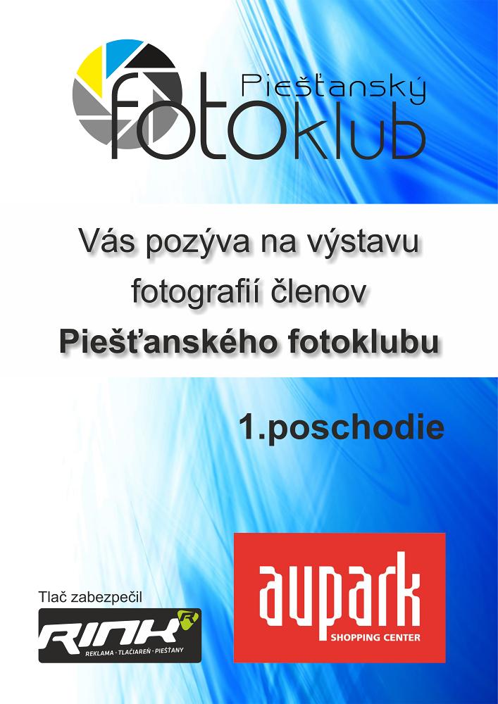 PLAGAT AUPARK web